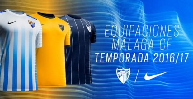 Camiseta-Málaga