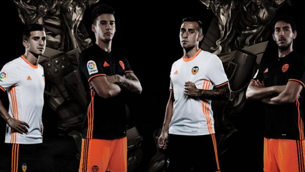 Camiseta-Valencia