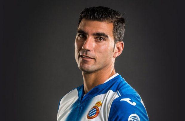 José Antonio Reyes, jugador del Espanyol. (rcdespanyol.com)