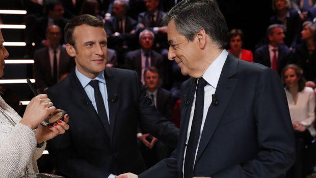 """Le Pen contra todos en el primer debate presidencial: quiere cortar la inmigración """"legal e ilegal"""""""