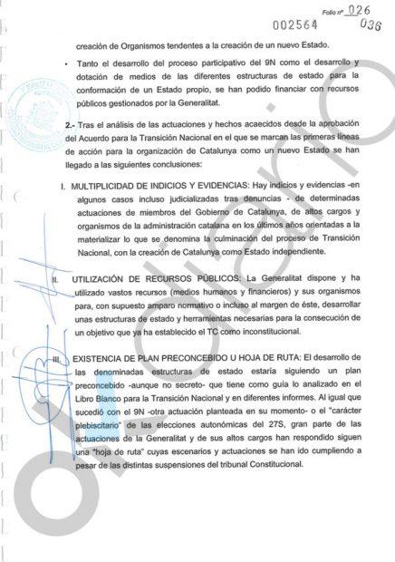 El CNI catalán fue la Stasi del 1-O: la Guardia civil constata que pinchaba teléfonos y tumbaba webs