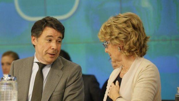 Granados acusará hoy ante el juez a Aguirre y González de pagar las campañas de 2007 y 2011 en B