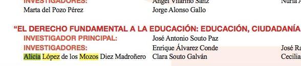 El director del máster de Cifuentes y las profesoras que no reconocen su firma impulsaron cursos del PSOE