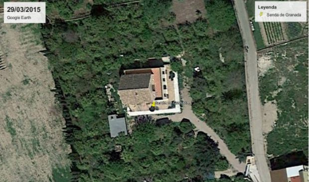 Otra mansión podemita: su nº 2 en Murcia convierte su casa en Falcon Crest tras llegar al cargo