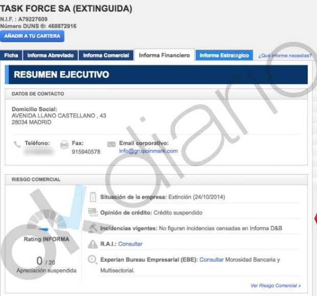La experiencia de Begoña Gómez: la empresa Task Force cuadruplicó sus pérdidas con ella de consejera