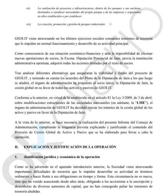 Una diputación del PSOE paga los 7 millones de pérdidas de la entidad pública que dirigió el ministro Planas